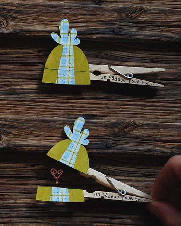Τέχνη με μανταλάκια (3)