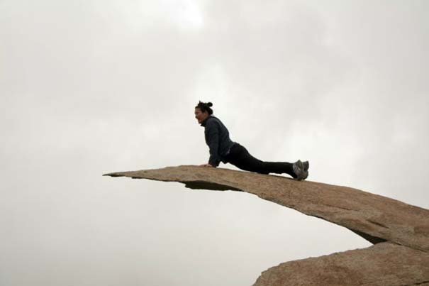 Θα στεκόσασταν σε αυτό το σημείο; (2)