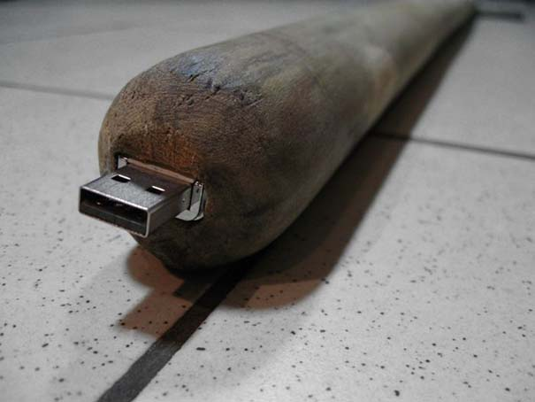 Το πιο άκυρο USB Stick που φτιάχτηκε ποτέ (2)