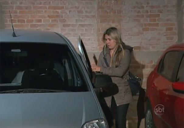 Τρομακτική φάρσα σε αυτοκίνητο σπέρνει τον πανικό