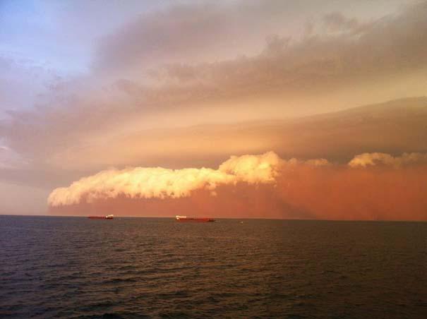 «Τσουνάμι» σκόνης στην Αυστραλία (3)