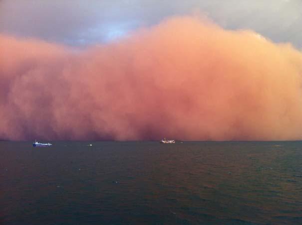 «Τσουνάμι» σκόνης στην Αυστραλία (7)