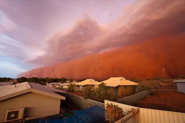 «Τσουνάμι» σκόνης στην Αυστραλία (8)