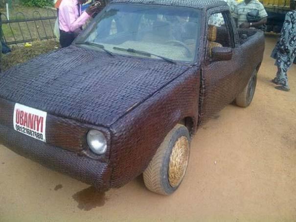 Χειροποίητο αυτοκίνητο στη Νιγηρία (3)