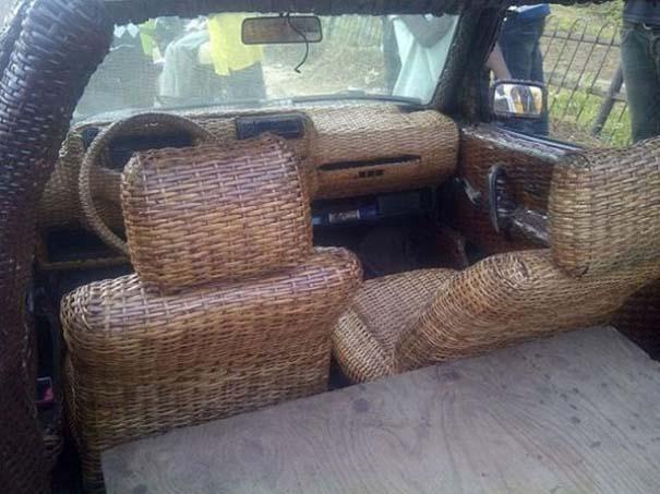 Χειροποίητο αυτοκίνητο στη Νιγηρία (4)