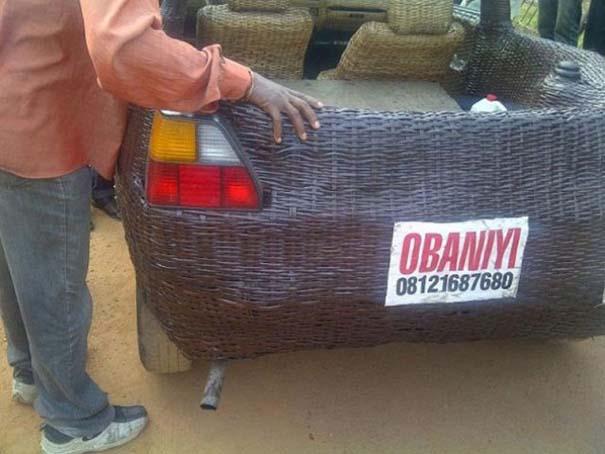 Χειροποίητο αυτοκίνητο στη Νιγηρία (5)