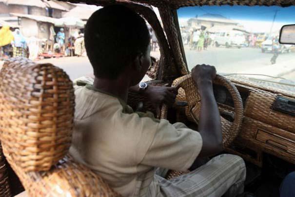 Χειροποίητο αυτοκίνητο στη Νιγηρία (6)
