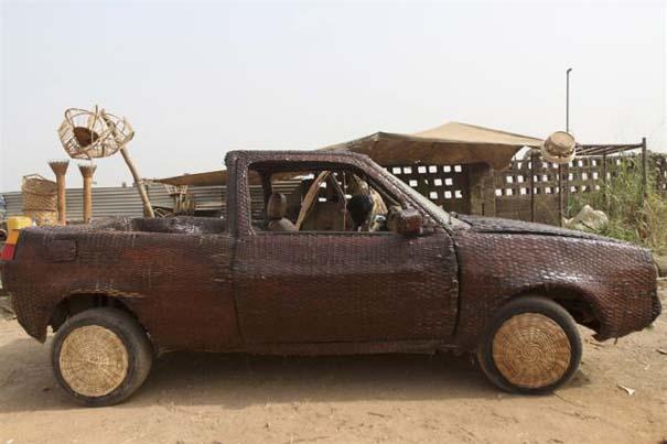 Χειροποίητο αυτοκίνητο στη Νιγηρία (9)