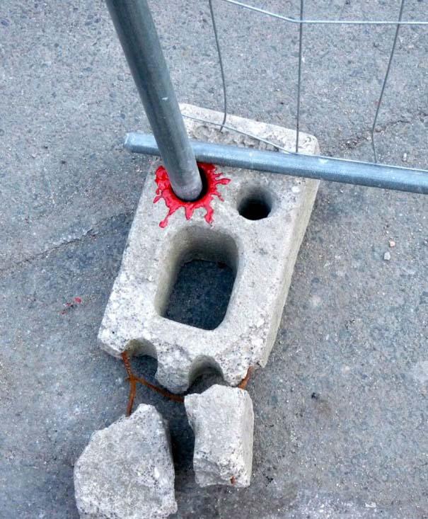 Χιουμοριστική τέχνη του δρόμου από τον OaKoAk (3)