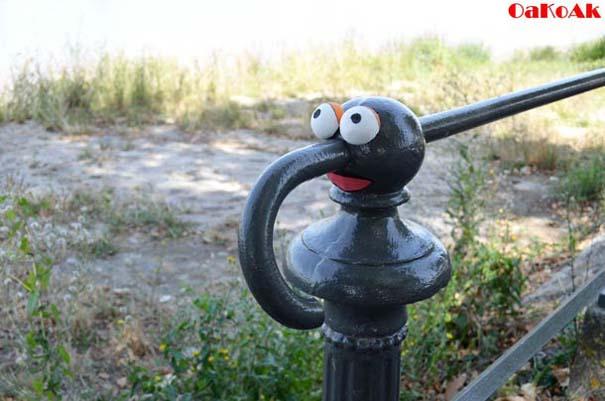 Χιουμοριστική τέχνη του δρόμου από τον OaKoAk (5)
