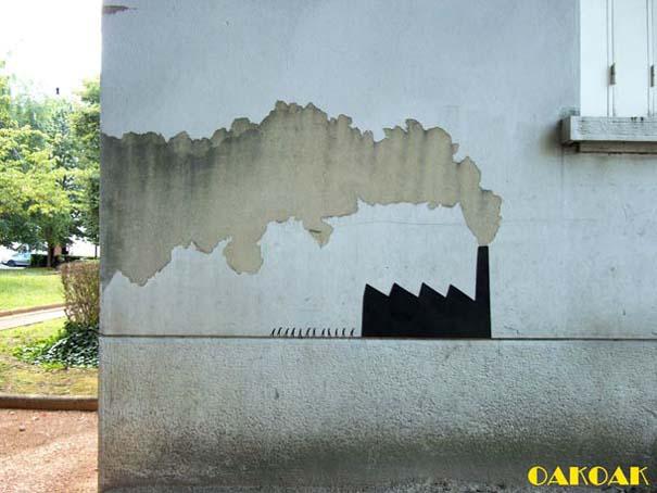 Χιουμοριστική τέχνη του δρόμου από τον OaKoAk (27)