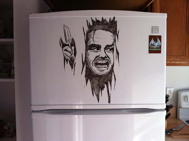 Ζωγραφική... στο ψυγείο (5)