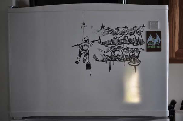 Ζωγραφική... στο ψυγείο (12)