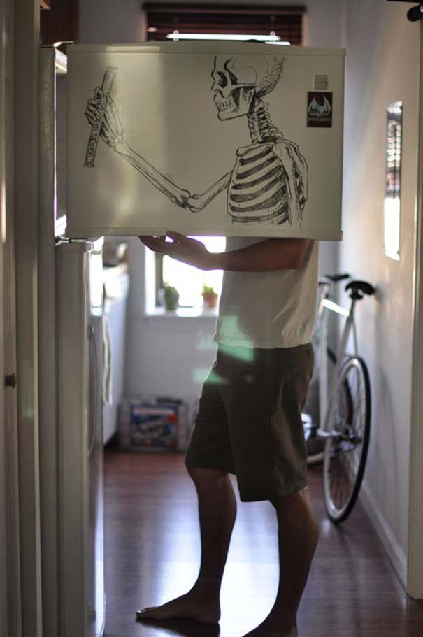 Ζωγραφική... στο ψυγείο (14)