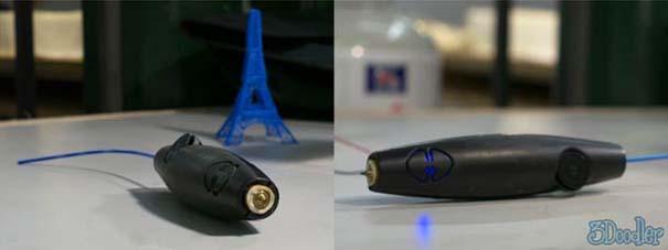 3D Doodler: Το πρώτο στυλό που ζωγραφίζει σε 3D (2)