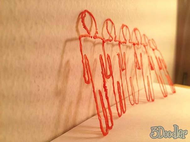 3D Doodler: Το πρώτο στυλό που ζωγραφίζει σε 3D (4)