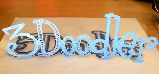 3D Doodler: Το πρώτο στυλό που ζωγραφίζει σε 3D (5)
