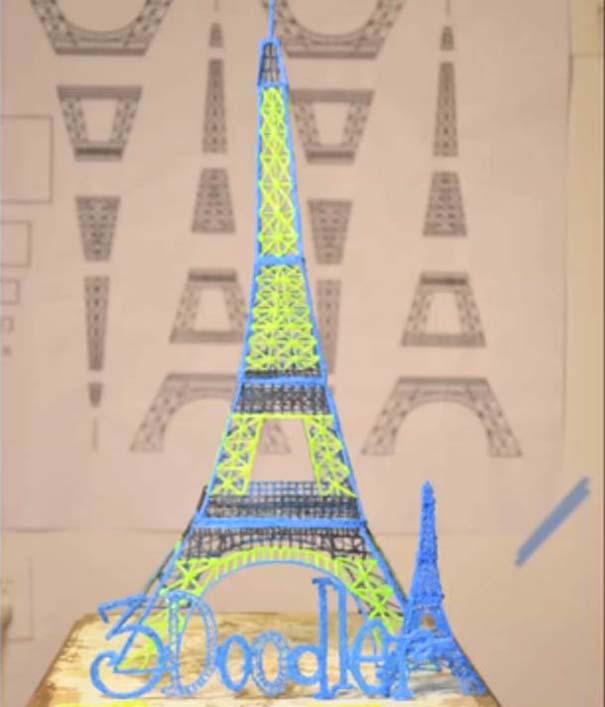 3D Doodler: Το πρώτο στυλό που ζωγραφίζει σε 3D (6)