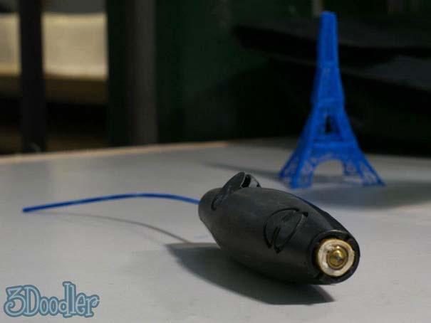 3D Doodler: Το πρώτο στυλό που ζωγραφίζει σε 3D (10)