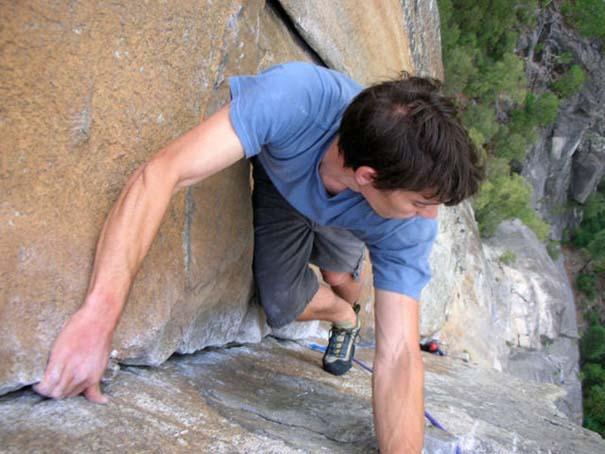 Alex Honnold: Ο άρχοντας της αναρρίχησης (1)