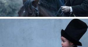 Παιδάκι κάνει αναπαράσταση σκηνών από οσκαρικές ταινίες