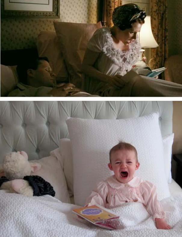 Παιδάκι κάνει αναπαράσταση σκηνών από οσκαρικές ταινίες (13)