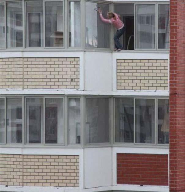 Άνθρωποι σε επικίνδυνες στιγμές τρέλας #7 (13)