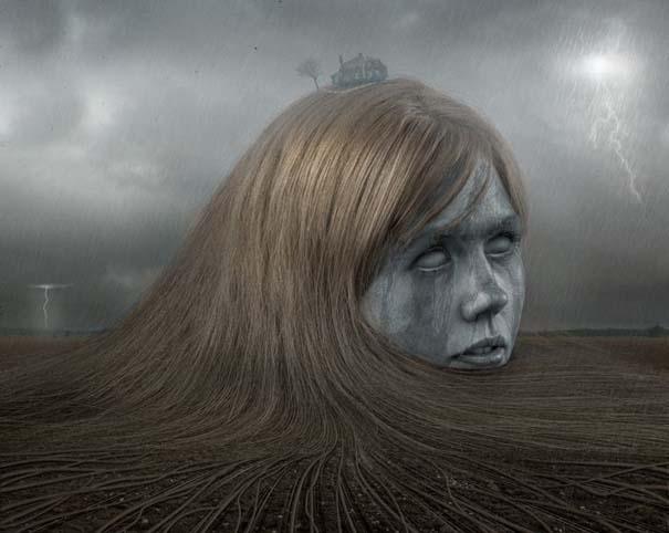 Απίθανες σουρεαλιστικές φωτογραφίες που παίζουν με το μυαλό (20)