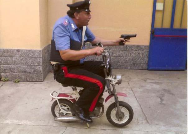 Αστυνομικοί που ξεφεύγουν από τα συνηθισμένα (1)