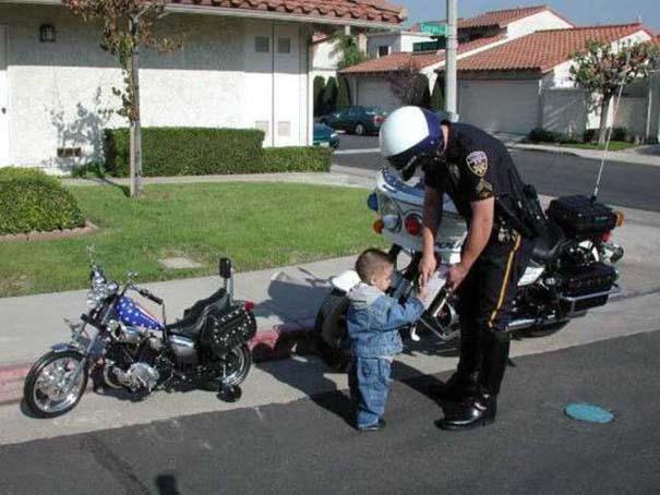 Αστυνομικοί που ξεφεύγουν από τα συνηθισμένα (5)