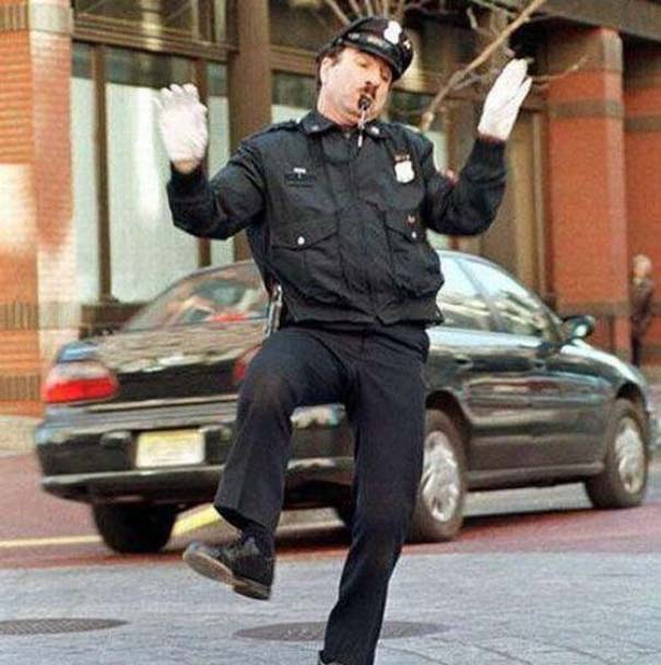 Αστυνομικοί που ξεφεύγουν από τα συνηθισμένα (6)
