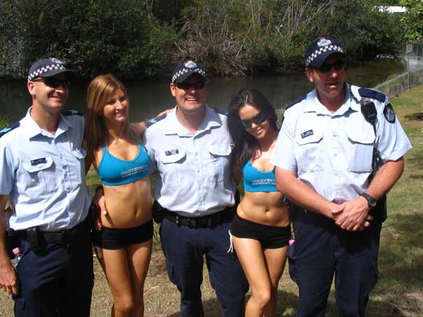Αστυνομικοί που ξεφεύγουν από τα συνηθισμένα (2)