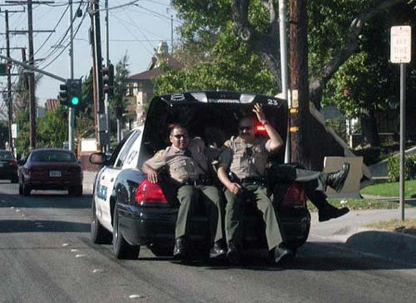 Αστυνομικοί που ξεφεύγουν από τα συνηθισμένα (10)