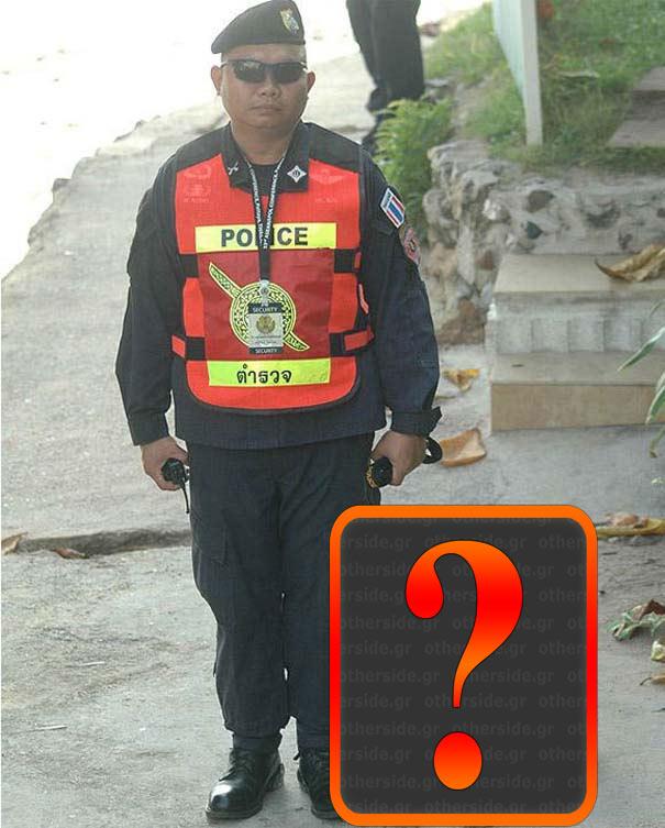 Αστυνομικός σκύλος στην Ταϊλάνδη (1)