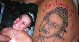 Η αποκατάσταση του πιο διάσημου αποτυχημένου τατουάζ