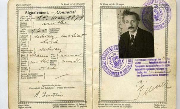 Διαβατήρια διάσημων προσωπικοτήτων (2)