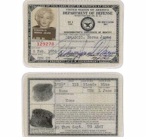 Διαβατήρια διάσημων προσωπικοτήτων (5)