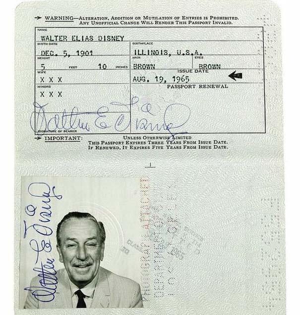Διαβατήρια διάσημων προσωπικοτήτων (7)