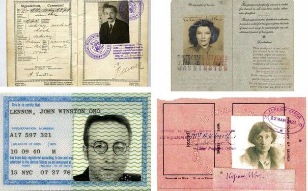 Διαβατήρια διάσημων προσωπικοτήτων (14)
