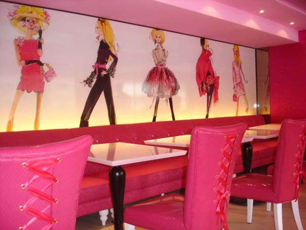Εστιατόριο Barbie (6)
