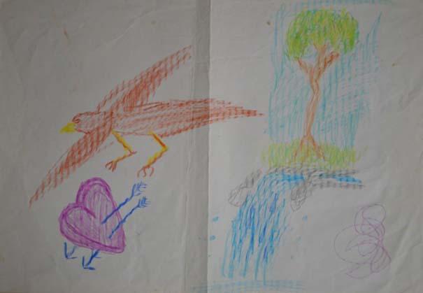 Η εξέλιξη ενός ζωγράφου από 2 μέχρι 25 ετών (5)