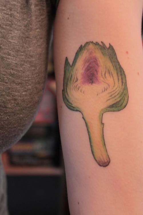 Όταν η αγάπη για το φαγητό γίνεται τατουάζ... (21)