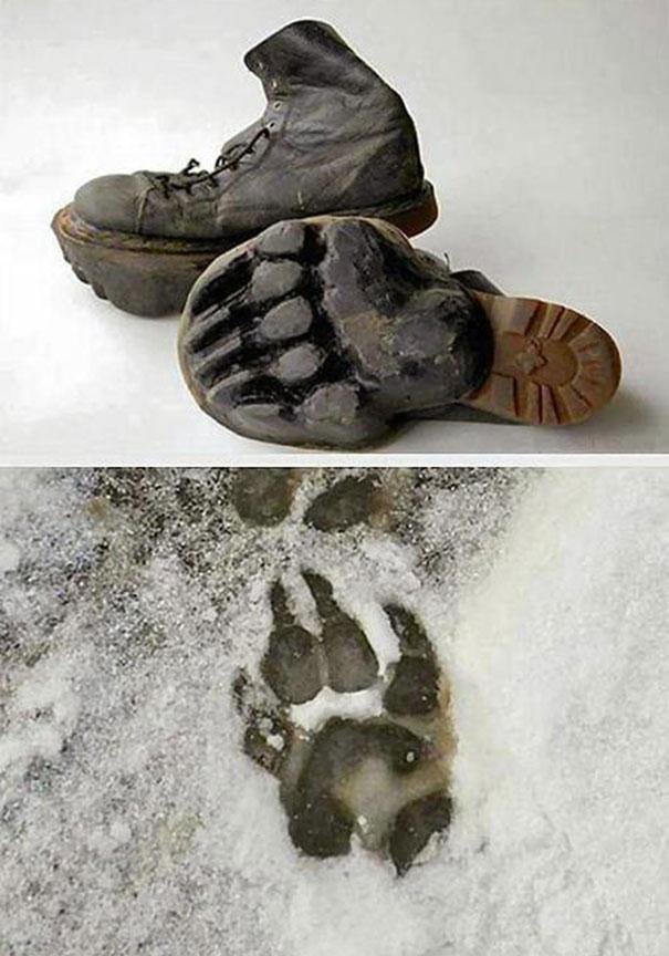 Πως να τρομάξετε τους γείτονες σε μια χιονισμένη μέρα (2)