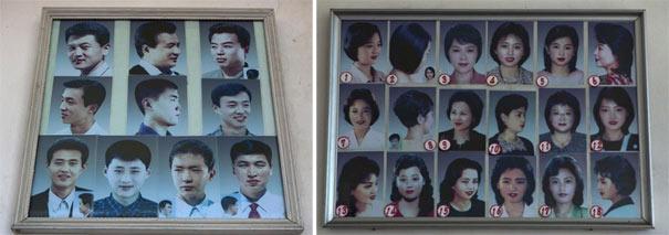 Τα μόνα κουρέματα που εγκρίνει η κυβέρνηση της Βόρειας Κορέας για άνδρες και γυναίκες (3)