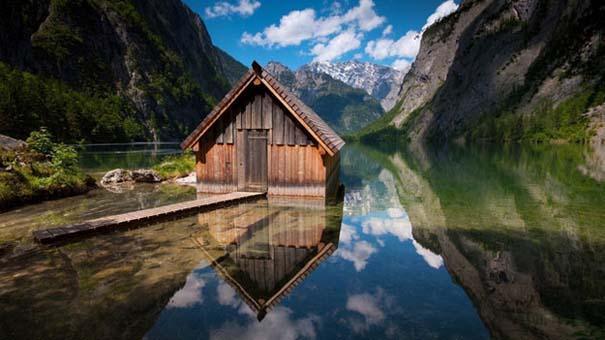 25 παραμυθένια ξύλινα σπίτια στην εξοχή (2)