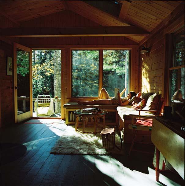 25 παραμυθένια ξύλινα σπίτια στην εξοχή (4)