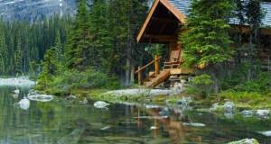 25 παραμυθένια ξύλινα σπίτια στην εξοχή