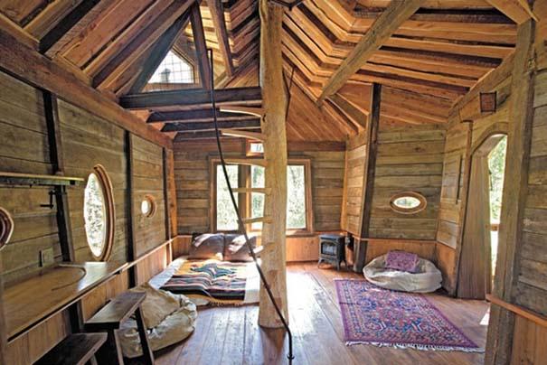 25 παραμυθένια ξύλινα σπίτια στην εξοχή (8)
