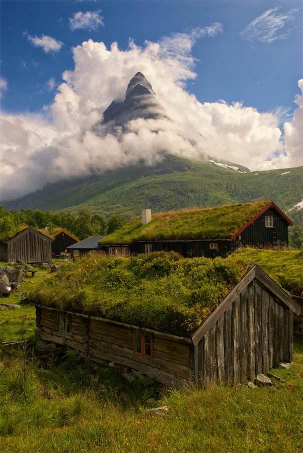 25 παραμυθένια ξύλινα σπίτια στην εξοχή (14)