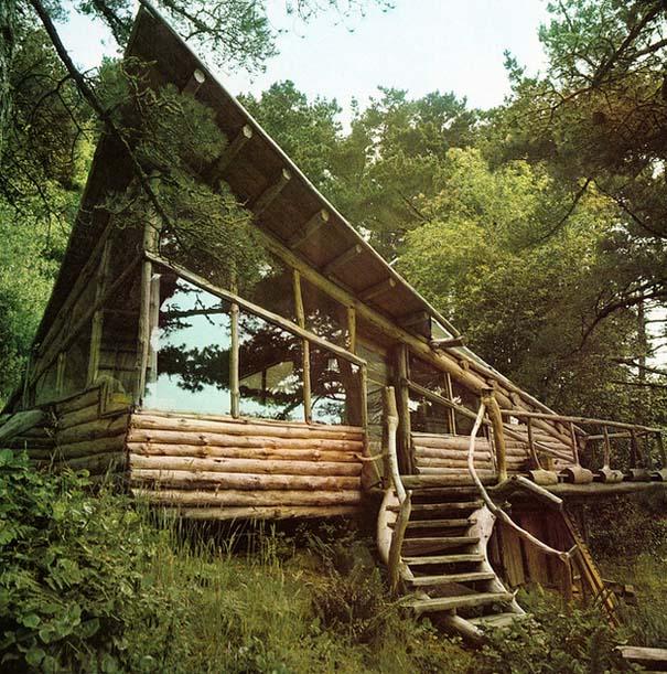 25 παραμυθένια ξύλινα σπίτια στην εξοχή (19)